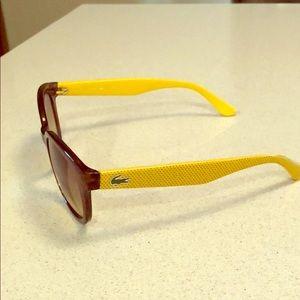 d90317766c16 Lacoste Women Accessories Sunglasses on Poshmark